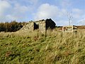 Ruins of Shooting Hut, Stoneymoor Sike - geograph.org.uk - 76882.jpg