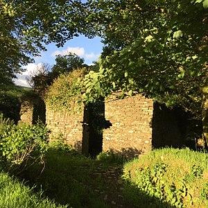 Trevalga - Ruins of Trevalga Mill