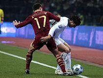Russia vs Slovenia World Cup 2010 Qualification, 2009-11-14 (15).jpg