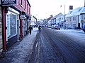 Ruthin in the snow - Well Street - geograph.org.uk - 1811161.jpg