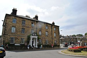 Bakewell - Rutland Arms Hotel