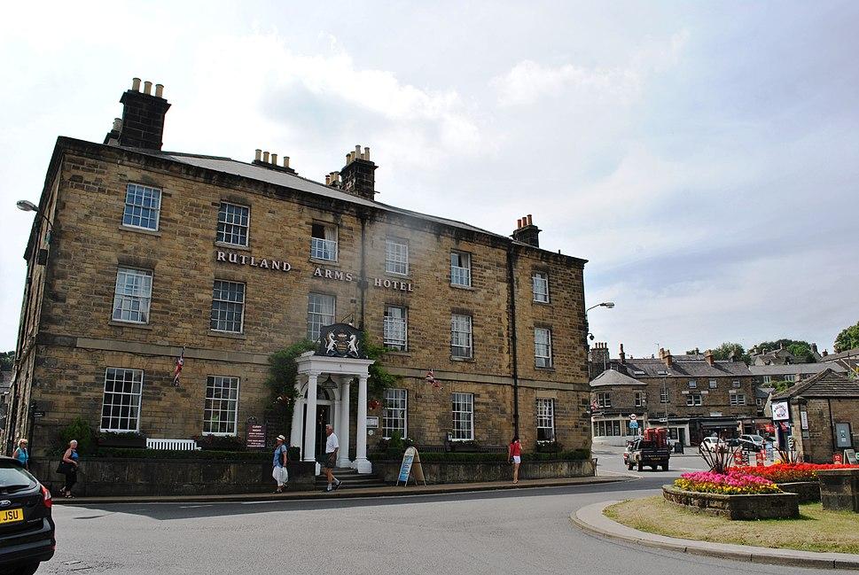 Rutland Arms Hotel 201307 149