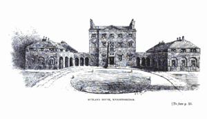 Rutland House - Rutland House, Knightsbridge