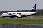Ryanair, EI-EBI, Boeing 737-8AS (19808724475).jpg
