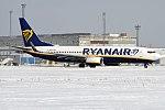Ryanair, EI-GDW, Boeing 737-8AS (39719667395).jpg