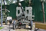 S-60 57 mm AA gun back in Museum of technique 2016-08-16.JPG