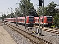 S-Bahn trains at Dachau Station - geo.hlipp.de - 27628.jpg