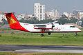 S2-AHA Bombardier Dash 8-Q314 Regent Airways Landing (8306316522).jpg