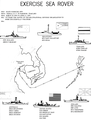 SEATO military exercise Sea Rover chart, 1970.png
