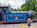 """SECR """"P"""" Class no. 323, """"Bluebell"""" (9128651591).jpg"""