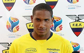 Omar Carabalí Chilean footballer