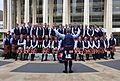SFU Pipe Band at Lincoln Center (7147106513).jpg