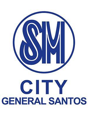 SM City General Santos - Mall Logo