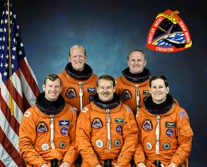 STS-48 - Image: STS 48 crew