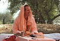 Sacinandana Swami Vilasgarh 2009 Japa Retreat.JPG