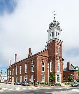 Saco City Hall