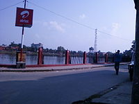 Sagar Dighi from North East corner 2010