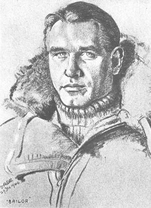 Cuthbert Orde - Image: Sailor Malan by Cuthbert Orde, 1940