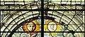 Saint-Chapelle de Vincennes - Baie 0 - Soleil et lune (bgw17 0365).jpg