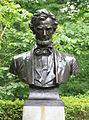 Saint-Gaudens, Lincoln Park Bust Model.jpg