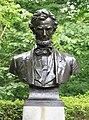 Saint-Gaudens, Lincoln Park Bust Model.jpg