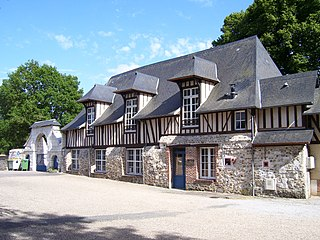 Saint-Philbert-sur-Risle Commune in Normandy, France