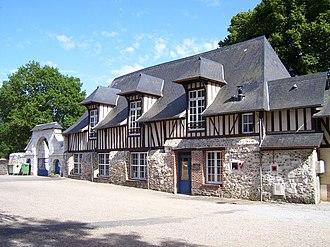 Saint-Philbert-sur-Risle - Old priory