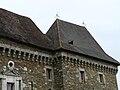 Saint-Pierre-de-Frugie château Frugie toits logis sud-ouest.JPG