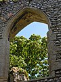 Saint Mary's Priory Lancet arch window 3 August 2014 .JPG