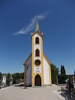Saint Mary of Help Chapel, Maribor 03.JPG