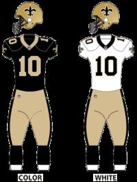 saints all black jersey