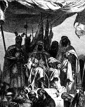 History of Asia - crusaders before Saladin in Jerusalem