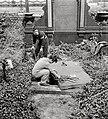 Salgótarjáni utca, zsidó temető, Budapest 1959 - Fortepan 104083.jpg