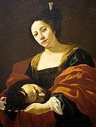 Salome with the Baptist's head - Charles Mellin.jpg