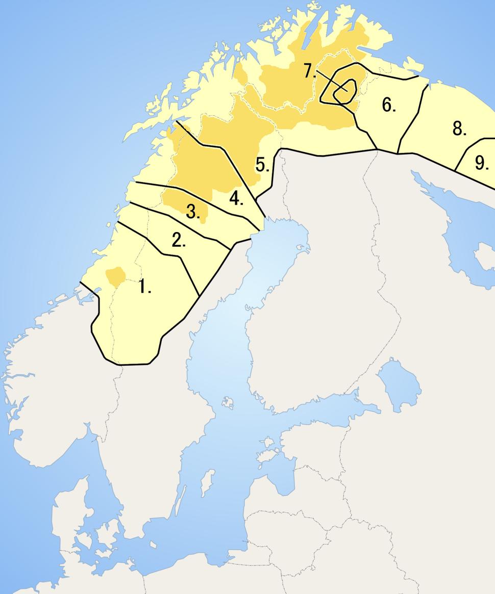 Sami languages large 2