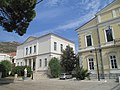 Samos town - Archaeological museum and Municipal building 2.jpg
