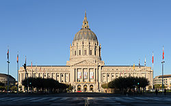 San Francisco City Hall: Commercial: Architecture: Jay Graham ...