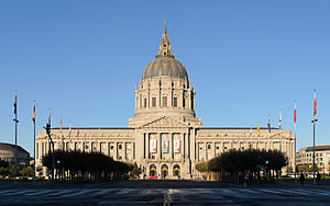 Local government in California - San Francisco City Hall