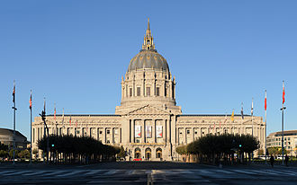 Government of California - San Francisco City Hall