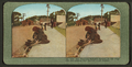 San Francisco refugees camped by the wayside and cooking their rations in the gutters, from Robert N. Dennis collection of stereoscopic views.png
