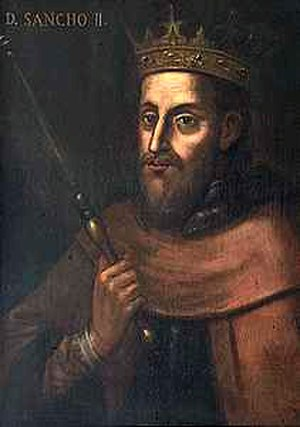 Sancho II of Portugal - 17th century depiction of Sancho.