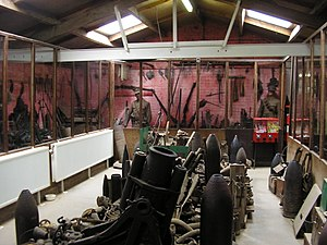 Sanctuary Wood Museum Hill 62 - Image: Sanctuary Wood Museum August 2010