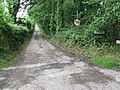 Sandy Lane east off Hampers Lane - geograph.org.uk - 1426585.jpg
