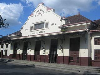 Santa Clara railway station (Cuba)