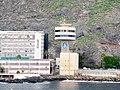 Santa Cruz de Tenerife old harbour control tower, Canary Islands, Spain - panoramio.jpg