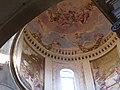Santa Maria Assunta, interno cupola (Abbazia di Praglia, Teolo).JPG
