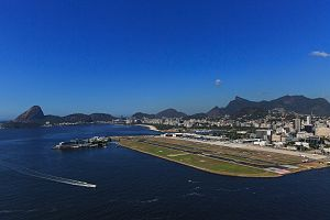 Santos Dumont Airport - Image: Santos Dumont by Diego Baravelli
