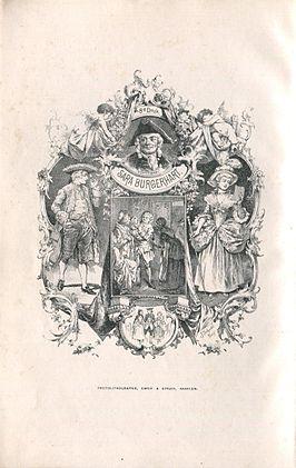 Historie van mejuffrouw Sara Burgerhart - Wikipedia