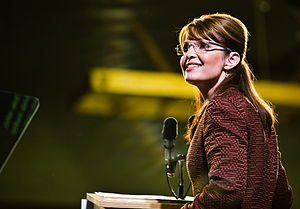 Alaska Governor Sarah Palin at Dover, New Hamp...