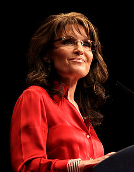 Sarah Louise Heath Palin